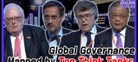 Global Governance Mapped by Top Think Tanks│Feulner, Thierry Montbrial, Robin Niblett, Feng Zhu