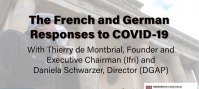 German and French responses to COVID-19 with Thierry de Montbrial
