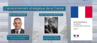 L'environnement stratégique de la France - Arnaud DANJEAN, Jean-Dominique MERCHET