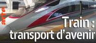 Le train : transport d'avenir - Le Dessous des cartes | ARTE