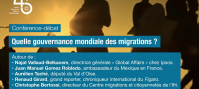 Quelle gouvernance mondiale des migrations ?