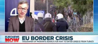 EU Border Crisis: interview with Ifri research fellow Matthieu Tardis