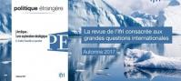 Arctique : une exploration stratégique - Politique étrangère (Automne 2017)