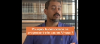 Vers un retour de l'autoritarisme en Afrique ? Thierry Vircoulon