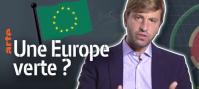Marc-Antoine Eyl-Mazzega - Une Europe verte ? - Les Experts du Dessous des cartes | ARTE