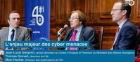 L'enjeu majeur des cyber menaces