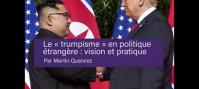 COVID-19 et Trumpisme : sommaire du Politique etrangère de l'été 2020