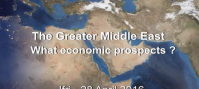 Conference with Masood Ahmed - The Greater Middle East - What Economic Prospects ?