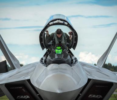 F-22 Raptor US Air Force.