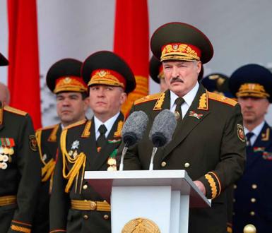 Alexandre Loukachenko, 2020