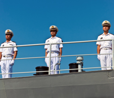 Chinese sailors