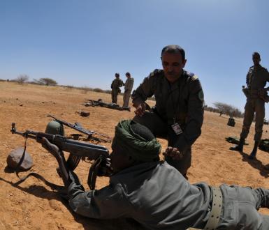 coopérer armées africaines