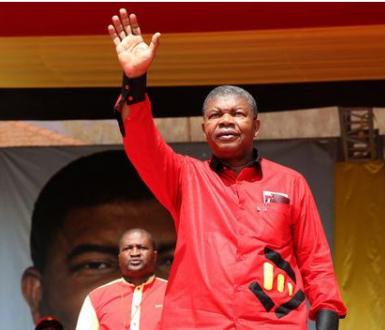 João Lourenço, Président de l'Angola