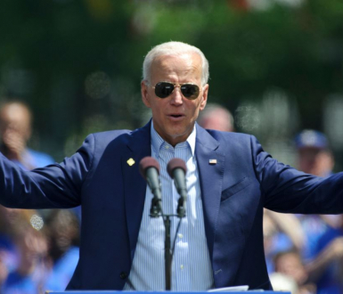 Piladelphia, May 18, 2019: Former vice-president Joe Biden formally launches his 2020 presidential campaign