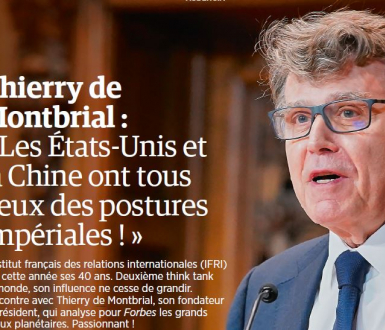 Thierry de Montbrial_Forbes