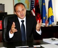 Enver HOXHAJ, Ministre des Affaires Etrangères de la République du Kosovo: State-Building process in Kosovo