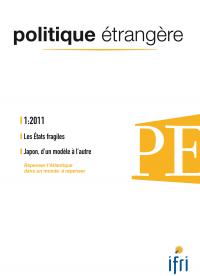 Politique étrangère, vol. 76, n°1, printemps 2011