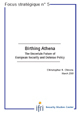 Birthing Athena. The Uncertain Future of European Security and Defense Policy (ESDP)