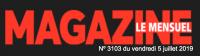 Logo - Magazine.com