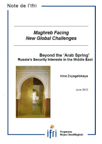 "Beyond the ""Arab Spring"": Russia's Security Interests in the Middle East"