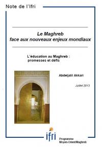 L'éducation au Maghreb : promesses et défis