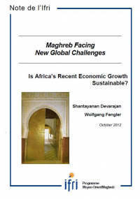 Is Africa's Recent Economic Growth Sustainable?