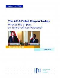 couverture Turquie Afrique English version