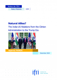 Natural Allies? The India-US Relations from the Clinton Administration to the Trump Era