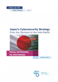 Japan's Cybersecurity Strategy:  From the Olympics to the Indo-Pacific