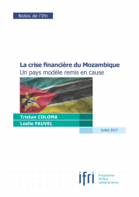 Couverture crise financière Mozambique