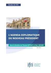 Couv_Agenda diplomatique du nouveau président
