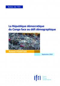 Couverture Pourtier RDC