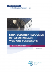 Strategic Risk Reduction between Nuclear-Weapons Possessors