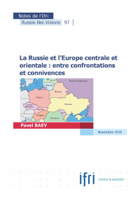 Russie europe centrale