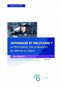 Japonaise et militaire ? La féminisation des professions de défense au Japon