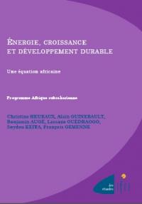 Énergie, croissance et développement durable, une équation africaine