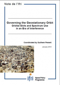 Governing the Geostationary Orbit: Orbital Slots and Spectrum Use in an Era of Interference