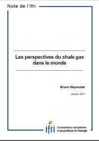 Les perspectives du Shale Gas dans le monde