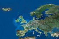 The use of space for civil protection in Europe