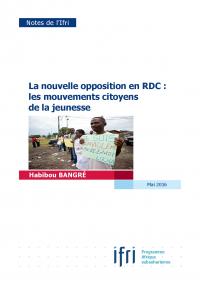 Opposition RDC