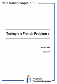 "Turkey's ""French Problem"""