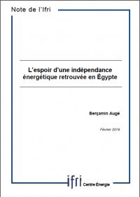 L'espoir d'une indépendance énergétique retrouvée en Egypte
