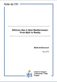 Offshore Gas in East Mediterranean: From Myth to Reality
