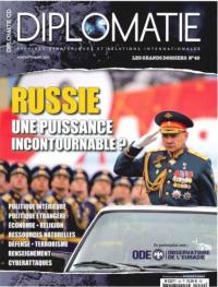 Diplomatie magazine, n ° 40 Russie