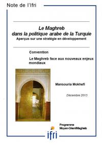 Le Maghreb dans la politique arabe de la Turquie - Aperçus sur une stratégie en développement