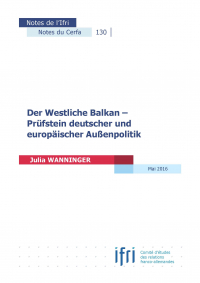Der Westliche Balkan – Prüfstein deutscher und europäischer Außenpolitik