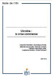 Note Ukraine_Ifri