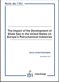 The Impact of the Development of Shale Gas in the United States on Europa's Petrochemical Industries
