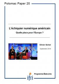 L'échiquier numérique américain : quelle place pour l'Europe ?