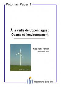A la veille de Copenhague : Obama et l'environnement